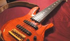 [所有ベース紹介] YAMAHAの6弦ベースTRB-JP2
