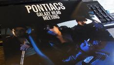PONTIACS 1stアルバム「GALAXY HEAD MEETING」買った