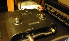 [DTM・ベース録音] UX1とUS-122Lを連結させたらメシがうまくなった