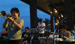神戸のSwing Jazz Cruiseにダブルフォースで弾丸参加してきた