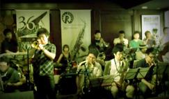 来週12月16日(日)はダブルフォースジャズオーケストラのワンマンライブ@大阪梅田ロイヤルホース