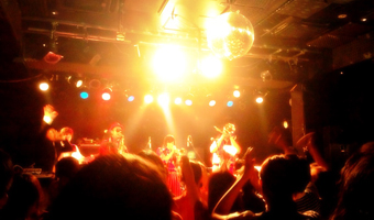 FIRE HORNS × TRI4TH ツーマン@代官山LOOP行ってきた