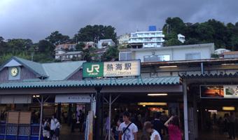 東京から熱海の花火を存分に満喫しに行く時の備忘録