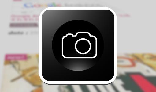 スマホサイトのページの全画面キャプチャを撮るアプリ、WebCollector