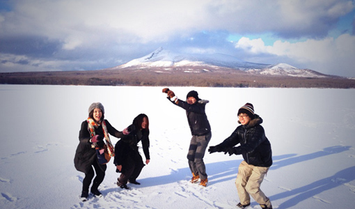 冬の函館観光なら大沼が超おすすめですぞ。国内観光でトップクラス