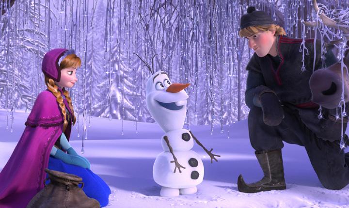アナと雪の女王感想