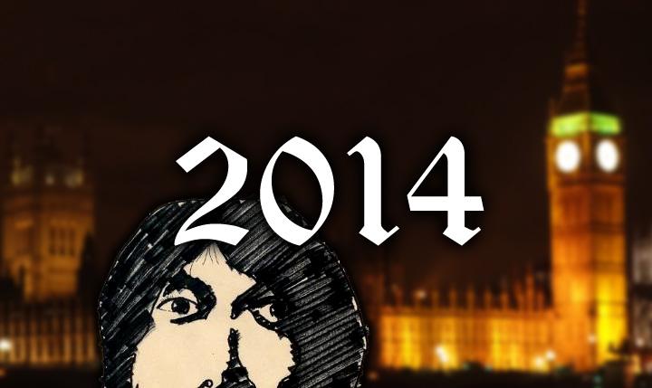 2014年を振り返る