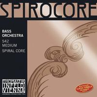 ウッドベース弦の定番スピロコア