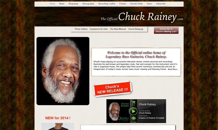 chuck rainey