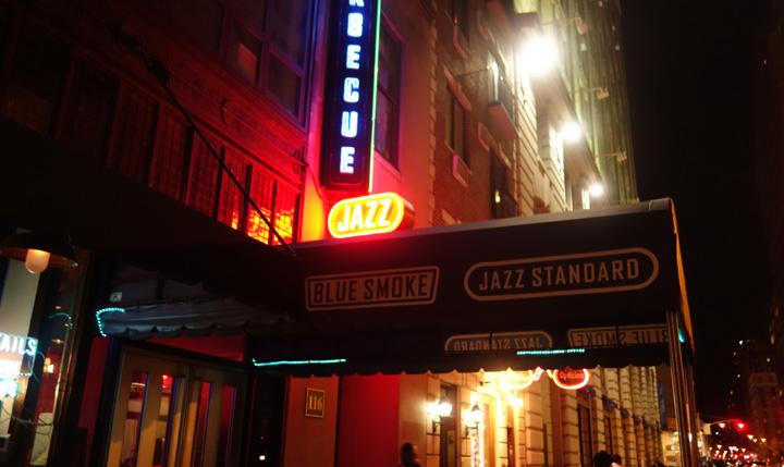 英語よく分からない人向け、ニューヨークのJazz Standardで予約無しでライブを見る方法