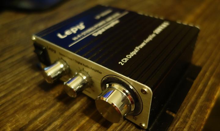 お安くPCの音質を劇的改善!評判のLepy LP-2024A+を導入したら感動した