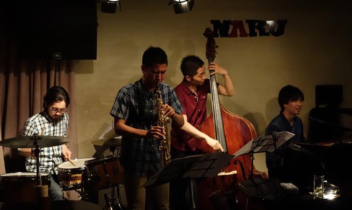 Kazuki Yamanaka Quartet Tour 2016 FINAL@お茶の水NARUに行ってきた