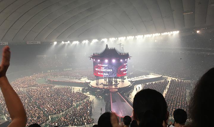 BABYMETAL@東京ドーム2日目の感想(3階席視点)
