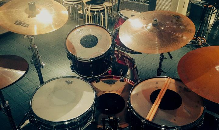 30代から始めるジャズドラム練習記(初心者)