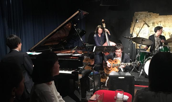 Shota Lee Big Band@東京TUC見に行った