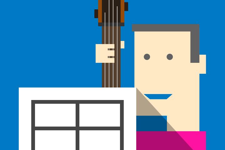 コントラバス奏者の楽譜エクスペリエンスを向上する譜面編集術