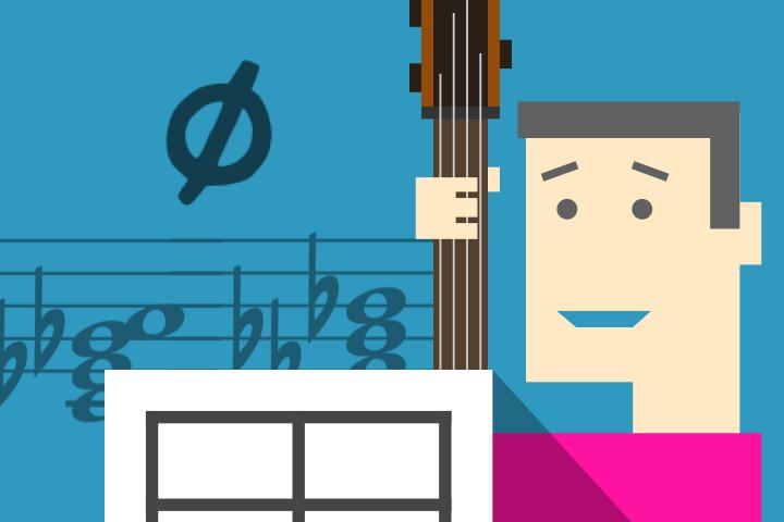 覚えづらいジャズ的コードの再学習 – 俺向け音楽理論その2