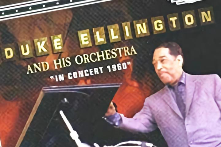 "Matumba (Duke Ellington) Bass Transcription – デュークエリントン""マトゥンバ""のベース譜面を作りました"