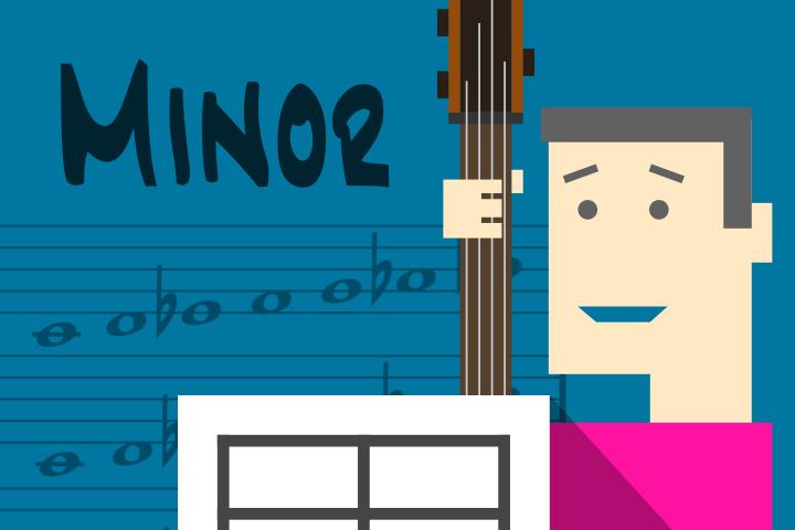3種のマイナースケールとダイアトニックコードの復習 – 俺向け音楽理論その3